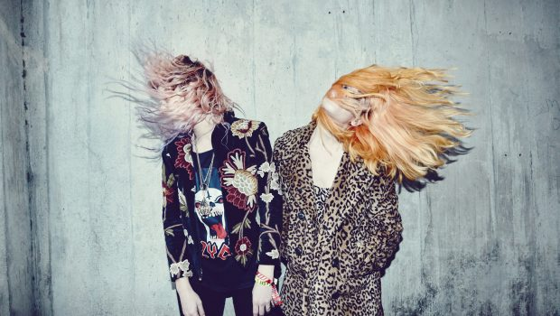 LIVE: DEAP VALLY / PINS – 30/08/2017
