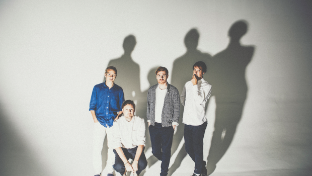 DJANGO DJANGO LAUNCH BRAND NEW 2018 ALBUM ANNOUNCEMENT 'MARBLE SKIES' WITH THEIR NEW VIDEO FOR SINGLE 'TIC TAC TOE'