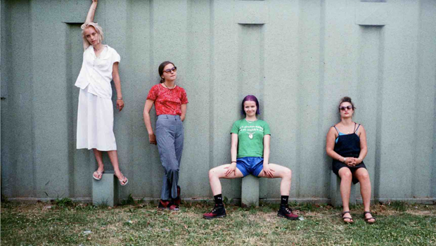 WATCH GOAT GIRL'S NEW VIDEO FOR SINGLE 'CRACKER DROOL' COINCIDING WITH THIS MONTH'S TOUR