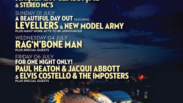 SOUNDS OF THE CITY 2018 LINE-UP ANNOUNCED