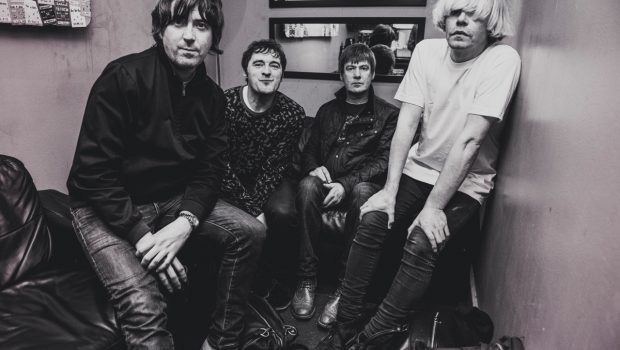 LIVE: THE CHARLATANS / BRIX AND THE EXTRICATED - 02/12/2017