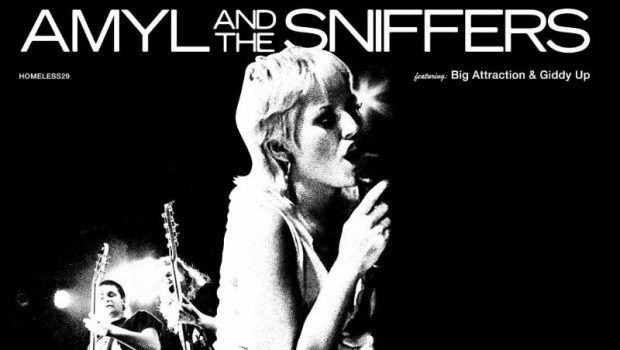 AMYL AND THE SNIFFERS DOUBLE EP RELEASE