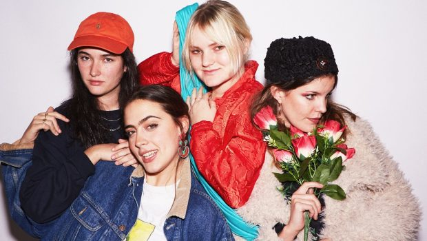 HINDS: NEW ALBUM / UK TOUR DATES + WATCH THE VIDEO TO 'NEW FOR YOU'