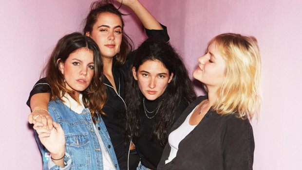 HINDS RELEASE VIDEO FOR 'FINALLY FLOATING' + UK LIVE DATES