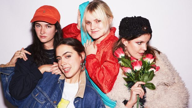 "HINDS SHARE VIDEO FOR NEW SINGLE ""BRITISH MIND"""