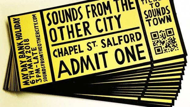 LIVE: SOUNDS FROM THE OTHER CITY 2018 - 06/05/2018