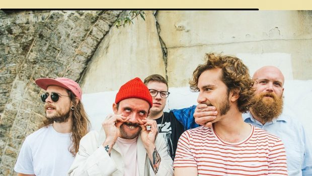 INTERVIEW - IDLES (Joe & Bowen)