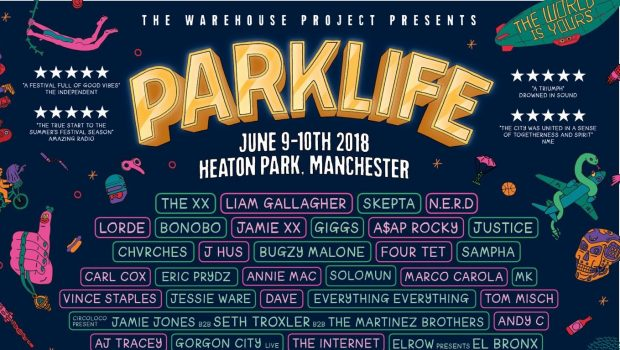LIVE: PARKLIFE 2018