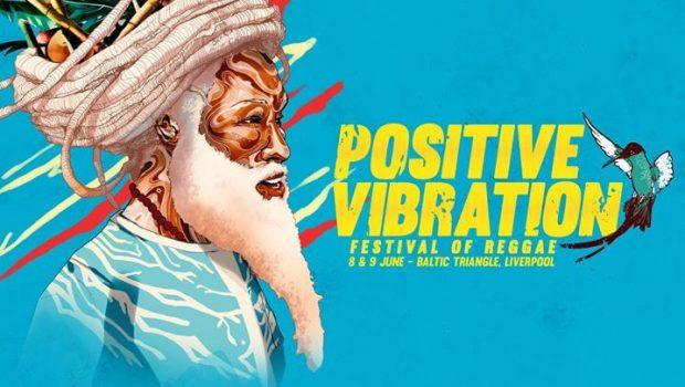 LIVE: POSITIVE VIBRATION FESTIVAL - 08-09/06/2018