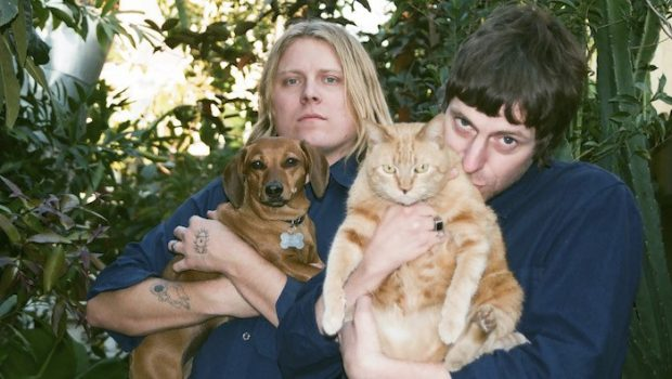 ALBUM: TY SEGALL AND WHITE FENCE - JOY