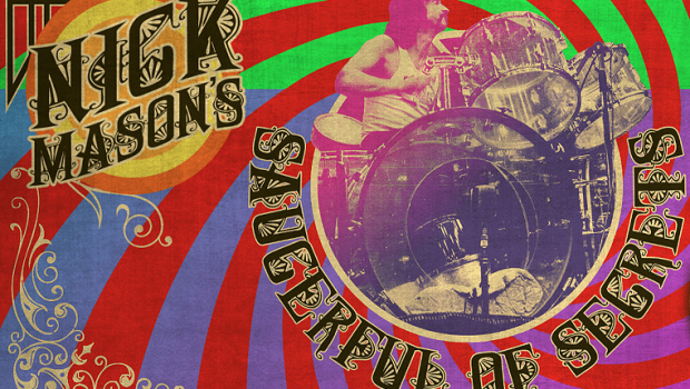 LIVE: NICK MASON'S SAUCERFUL OF SECRETS – 27/09/2018