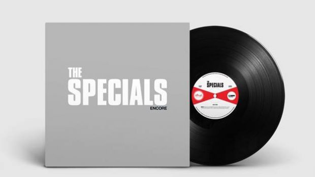 The Specials Encore Album Cover