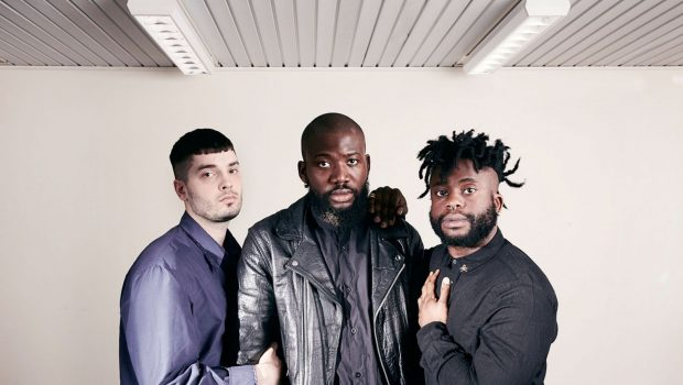LIVE: YOUNG FATHERS – 23/01/2019