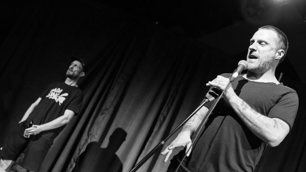 LIVE: SLEAFORD MODS – 15/03/2019