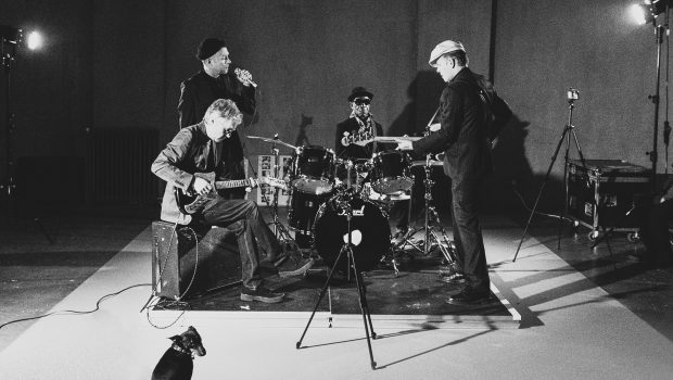 THE GOOD, THE BAD & THE QUEEN NEW VIDEO: 'THE TRUCE OF TWILIGHT' DIRECTED BY PAUL SIMONON