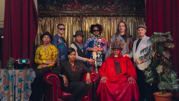 LIVE: IBIBIO SOUND MACHINE / AADAE - 15/03/2019