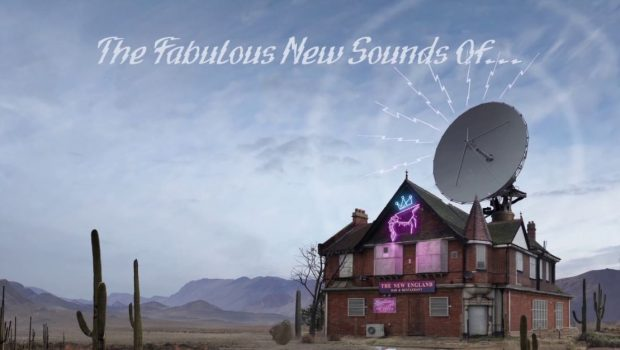 ALBUM REVIEW: KING PRAWN - THE FABULOUS NEW SOUNDS OF