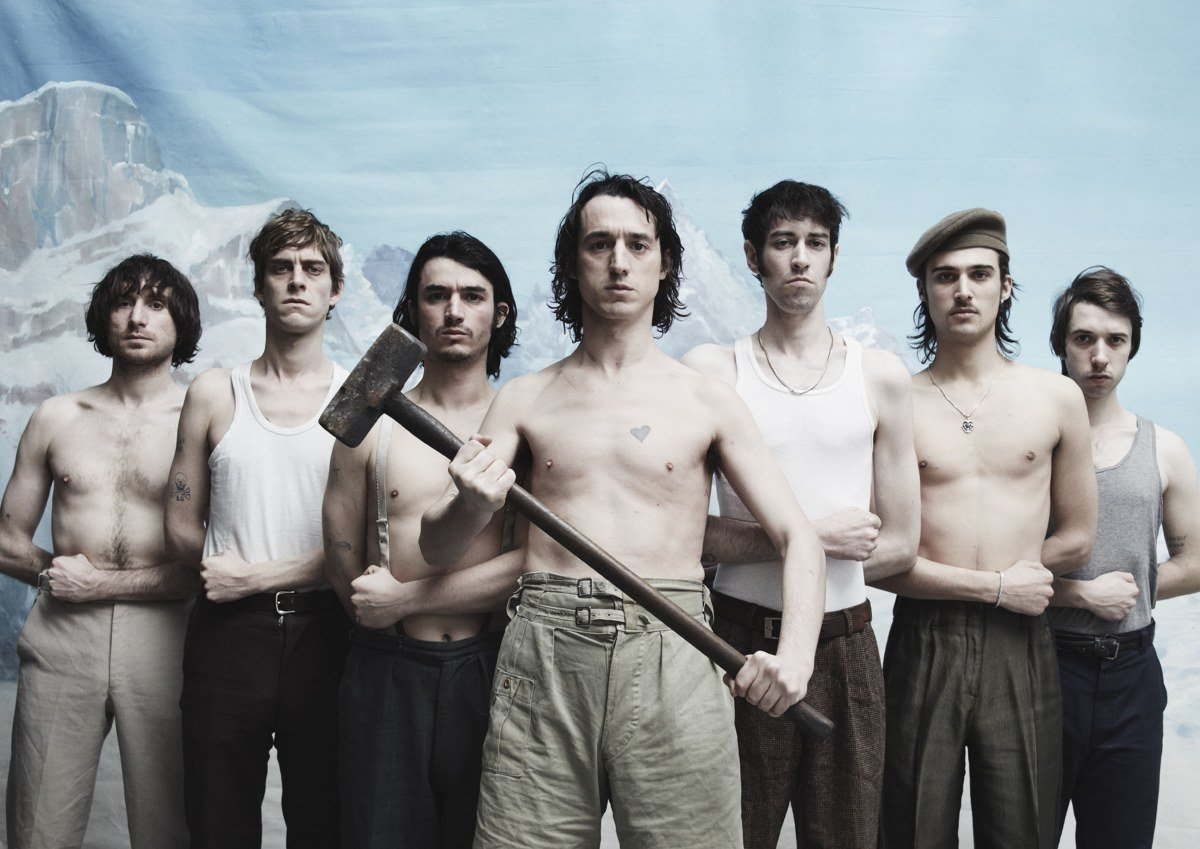 Image result for fat white family live