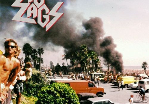 ALBUM REVIEW: ZIG ZAGS - THEY'LL NEVER TAKE US ALIVE
