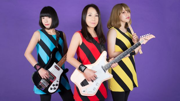 LIVE: SHONEN KNIFE / SLAP RASH - 23/07/2019
