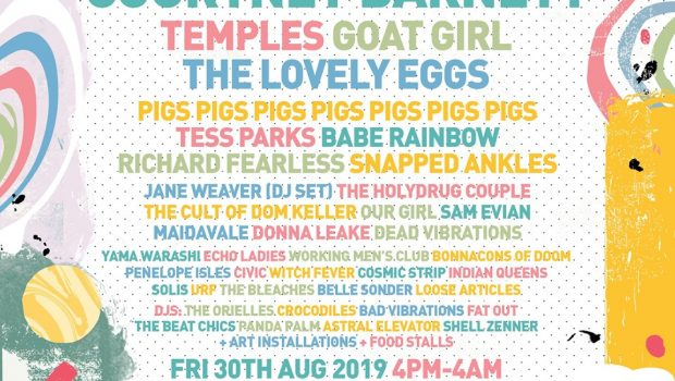 MANCHESTER PSYCH FEST RETURNS THIS WEEKEND