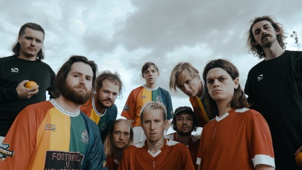DITZ ADDRESS HOMOPHOBIA IN FOOTBALL IN NEW 'TOTAL 90' VIDEO