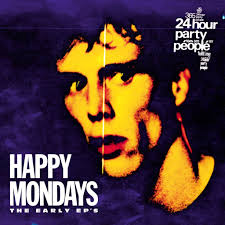 ALBUM REVIEW: HAPPY MONDAYS -THE EARLY EPS