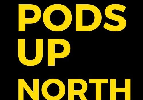 PODS UP NORTH - SPOTIFY REVEALED AS HEADLINE SPONSOR FOR THE NORTH'S FIRST PODCAST CONFERENCE