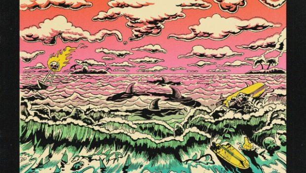 ALBUM REVIEW: DRAIN - CALIFORNIA CURSED