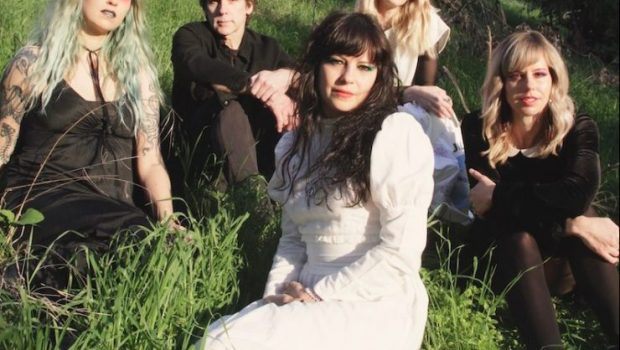 LA BAND DEATH VALLEY GIRLS UNVEIL UPCOMING ALBUM'S TITLE TRACK 'UNDER THE SPELL OF JOY'