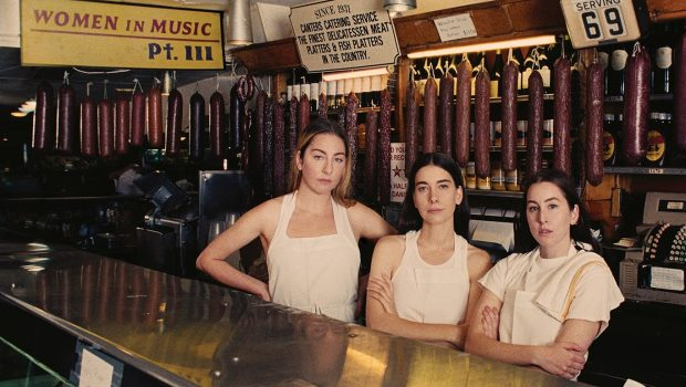 ALBUM REVIEW: HAIM - WOMEN IN MUSIC PART III