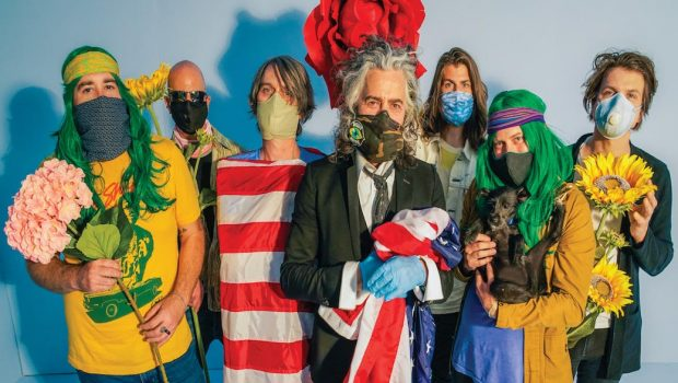THE FLAMING LIPS NEW SONG AND VIDEO 'FLOWERS OF NEPTUNE 6'