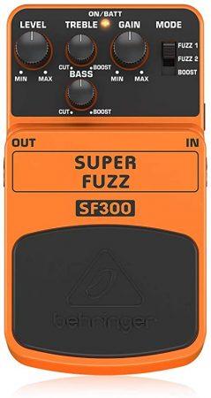 Behringer Super Fuzz Pedal