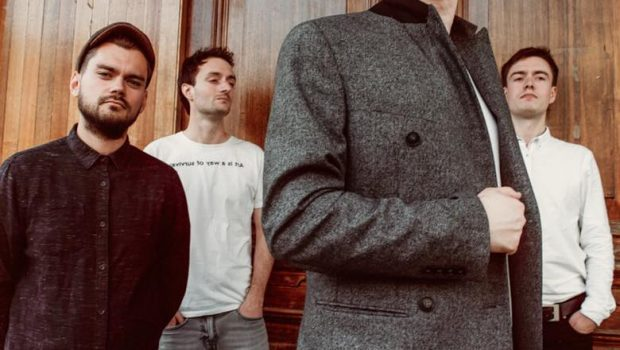 LONDON 4-PIECE SLENDER PINS UNVEIL VIDEO FOR NEW SINGLE 'APPRENTICE TO LIFE'