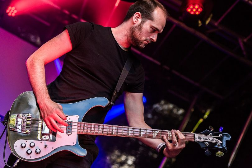 Alistair Bowis - Bassist for I Like Trains
