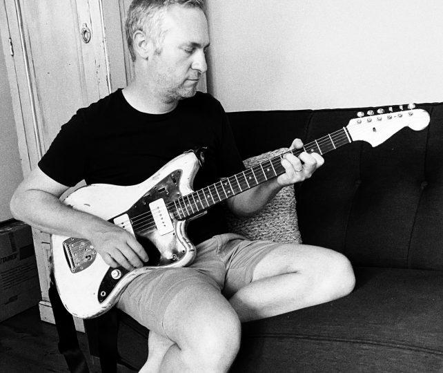 Ian Jarrold - Guitarist for I Like Trains