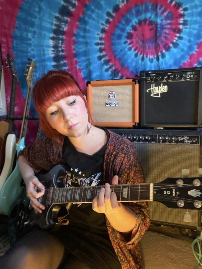 Lins Wilson - Magick Mountain Guitarist