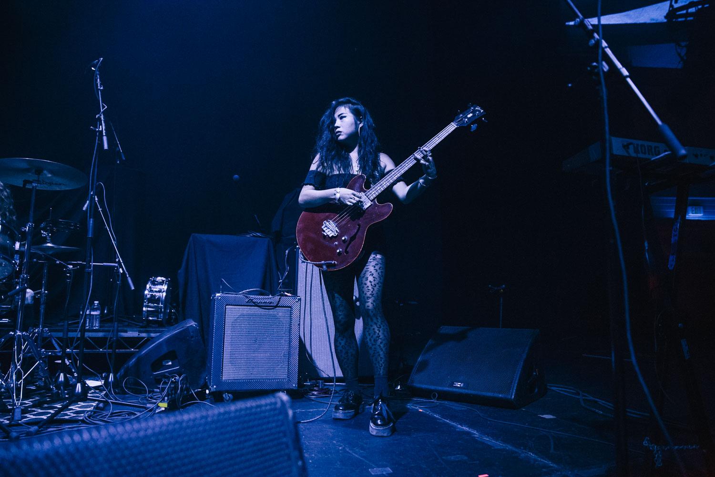 LA Witch Bassist Irita Pai