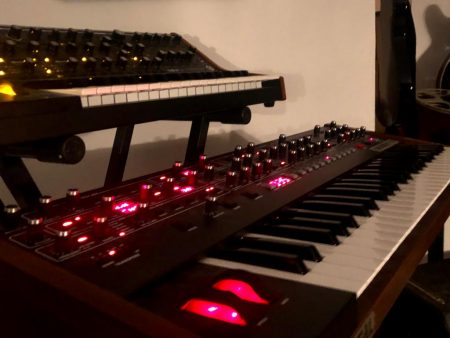 I Like Trains Sequential Circuits Prophet 6