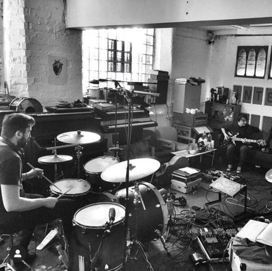 Simon Fogal - Drummer for I Like Trains