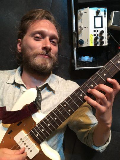 Joshua Meinert - Kid Dad Guitarist