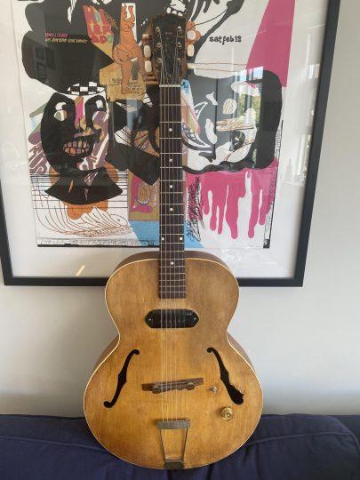 Mav Karlo's 1952 Gibson ES-125
