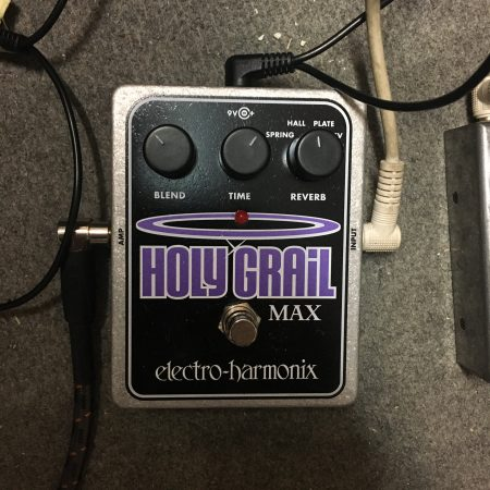 Mourn's Holy Grail Max Pedal