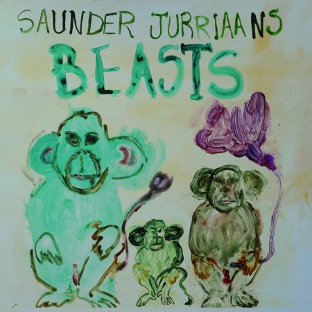 Saunder Jurriaans - Beasts