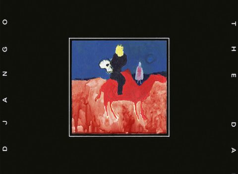 ALBUM REVIEW: DJANGO DJANGO - GLOWING IN THE DARK