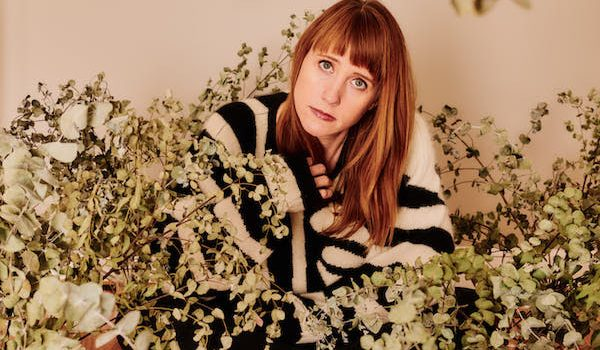 WYE OAK'S JENN WASNER SHARES 'HARD WAY' UNDER FLOCK OF DIMES OUTFIT