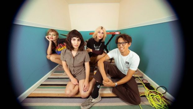 NEW SINGLE AND VIDEO FOR 'EGG SALAD' DROPPED BY THE PARANOYDS
