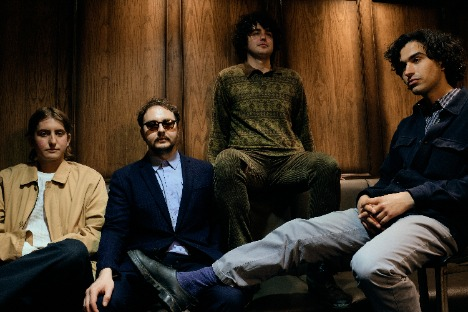 'PEAK BLEAK' FOR LEEDS ART-ROCK OUTFIT MUSH WHO PURCHASE £100 EBOW TO RECORD THEIR LATEST TRACK