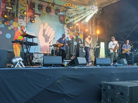 Mantis State @ Isle of Wight Festival 2021