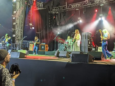 Wet Leg @ Isle of Wight Festival 2021